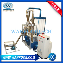 Soft PVC Plastic Pulverizer Machine