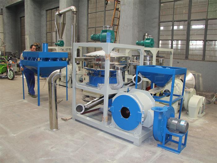 pnmf plastic pulverizer