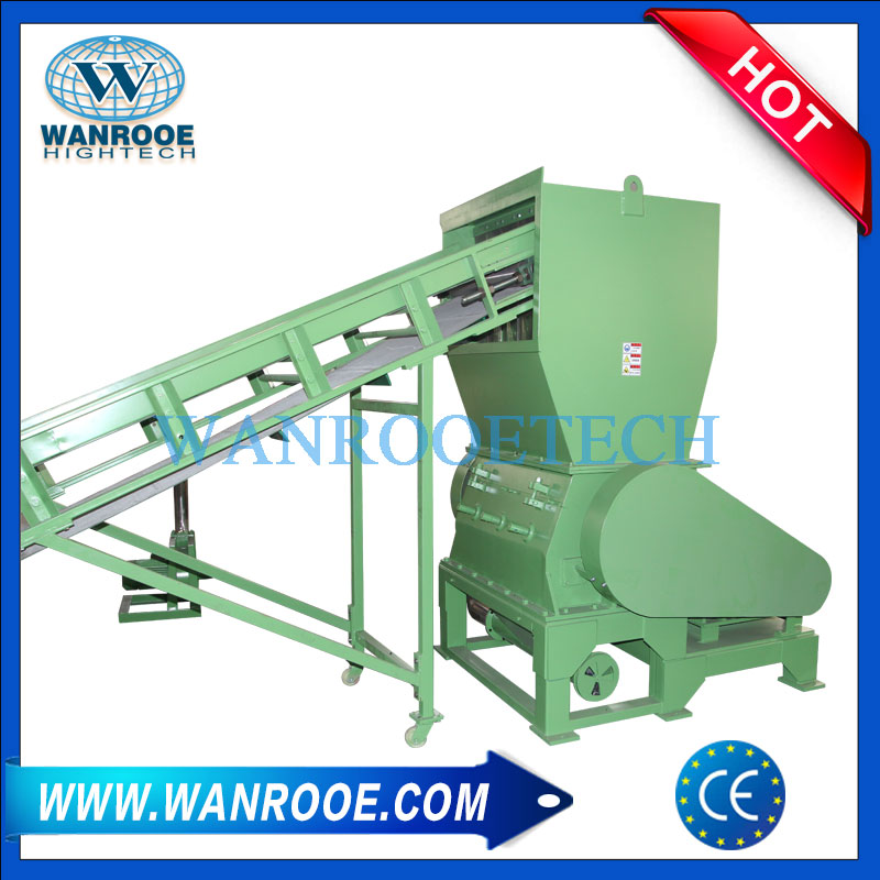 Tire Grinder Rubber Grinding Machine Plastic Crusher Machine