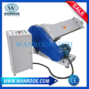 Plastic PVC Pipe Crusher Machine